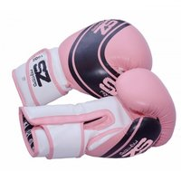 Boxing Gloves Evo Line Pink Champion - Genuine Leather / Боксови ръкавици
